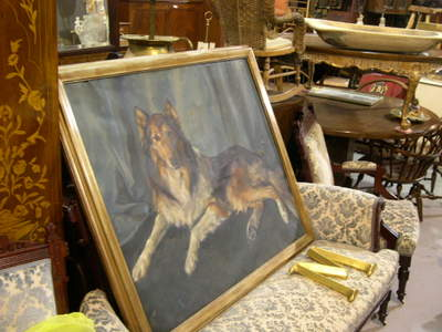 Bargain Furniture Warehouse on Old Things  30 000 Feet Of Antique Furniture  Granny S Attic Antiques