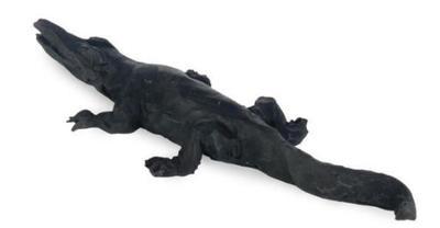 Qiang-alligator-Christie's